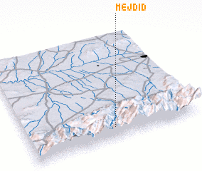 3d view of Mejdid