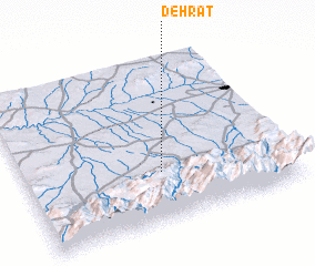 3d view of Dehrat