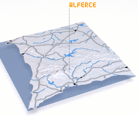 3d view of Alferce