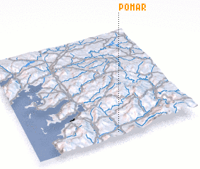 3d view of Pomar