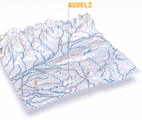 3d view of Aguelz