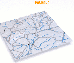 3d view of Palhavã