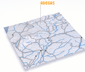 3d view of Adegas