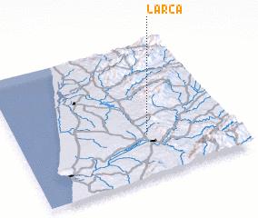 3d view of Larçã
