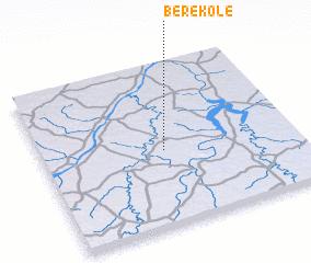 3d view of Bérékolé