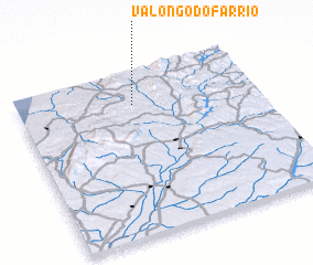 3d view of Valongo do Farrio
