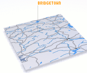 3d view of Bridgetown