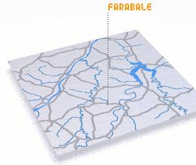3d view of Farabalé
