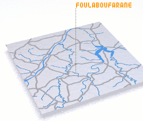 3d view of Foulaboufarané