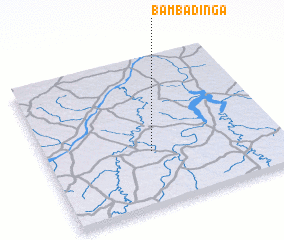 3d view of Bambadinga