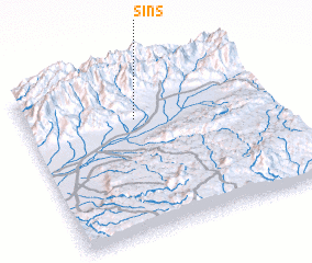 3d view of Sins