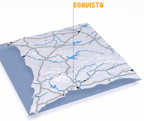 3d view of Boa Vista