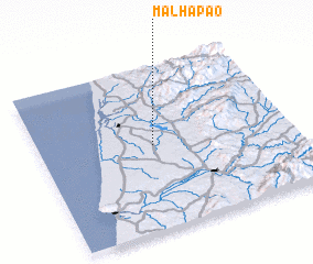 3d view of Malhapão