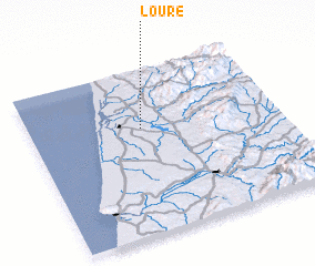 3d view of Loure