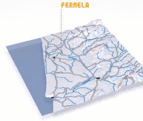 3d view of Fermelã