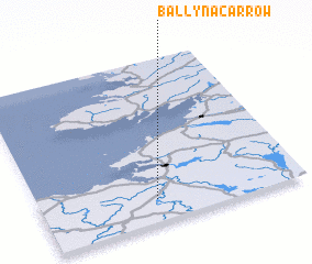 3d view of Ballynacarrow