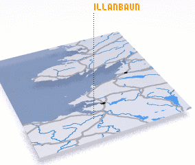 3d view of Illanbaun
