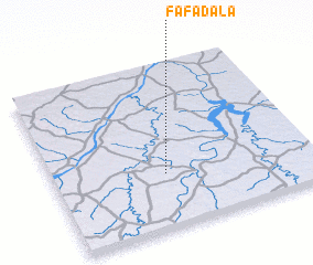 3d view of Fafadala