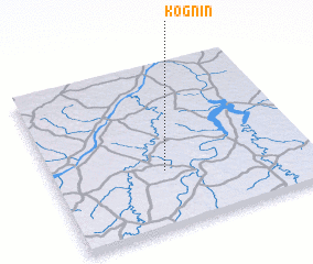 3d view of Kognin