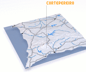 3d view of Corte Pereiro