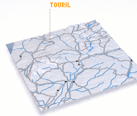 3d view of Touril
