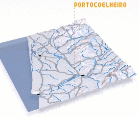 3d view of Porto Coelheiro