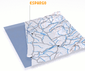 3d view of Espargo