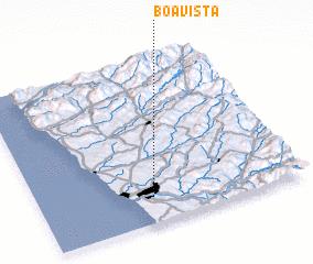 3d view of Boa Vista