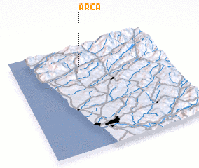 3d view of Arca
