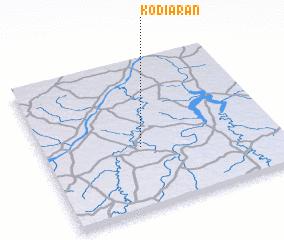 3d view of Kodiaran