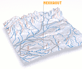 3d view of Mekkaout