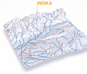 3d view of Ouzala