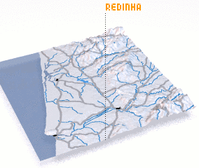 3d view of Redinha