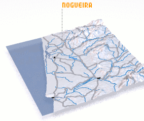 3d view of Nogueira