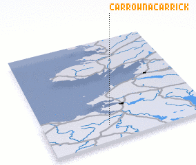 3d view of Carrownacarrick