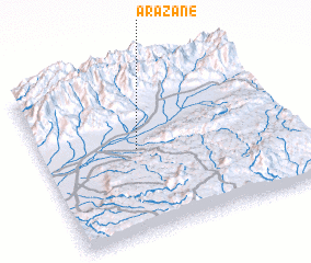 3d view of Arazane