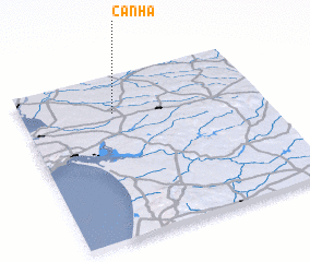3d view of Canha
