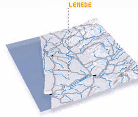 3d view of Lemede