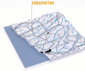 3d view of Sub-Quintão