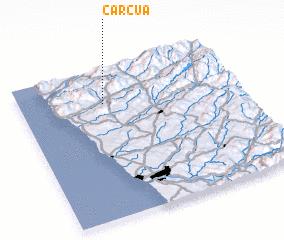 3d view of Cárcua