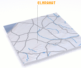 3d view of El Mrahat
