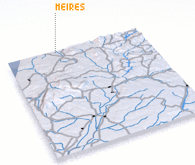 3d view of Meires