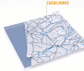 3d view of Casalinhos