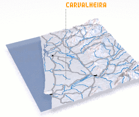 3d view of Carvalheira