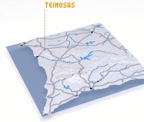 3d view of Teimosas