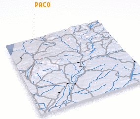 3d view of Paço