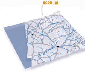 3d view of Marujal