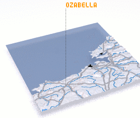3d view of Oza Bella