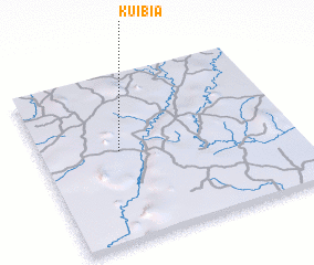 3d view of Kuibia
