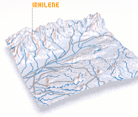 3d view of Irhilene